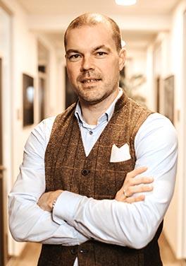 Philipp Warnecke Portrait